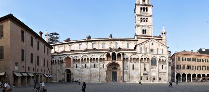 Modena ciudad