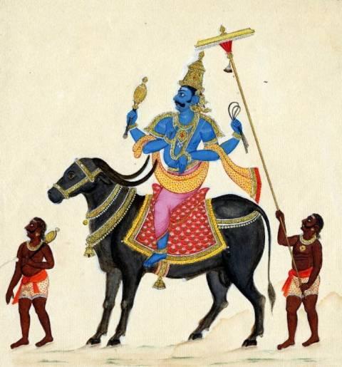 Yama hinduismo