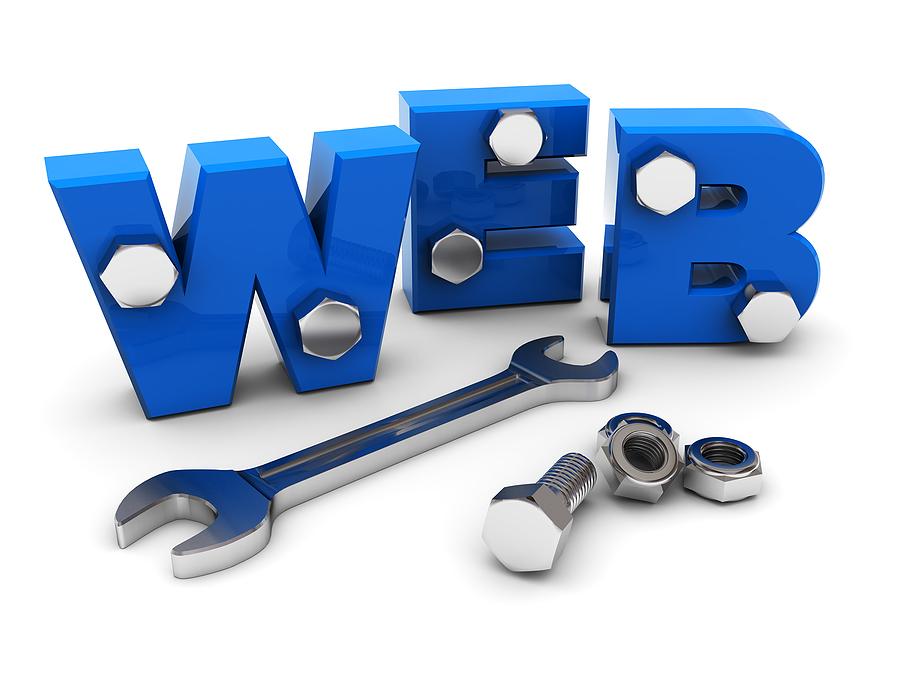 El diseño web concepto