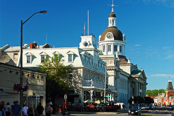 Kingston ciudad