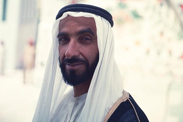 Zayed bin Sultán Al Nahayan